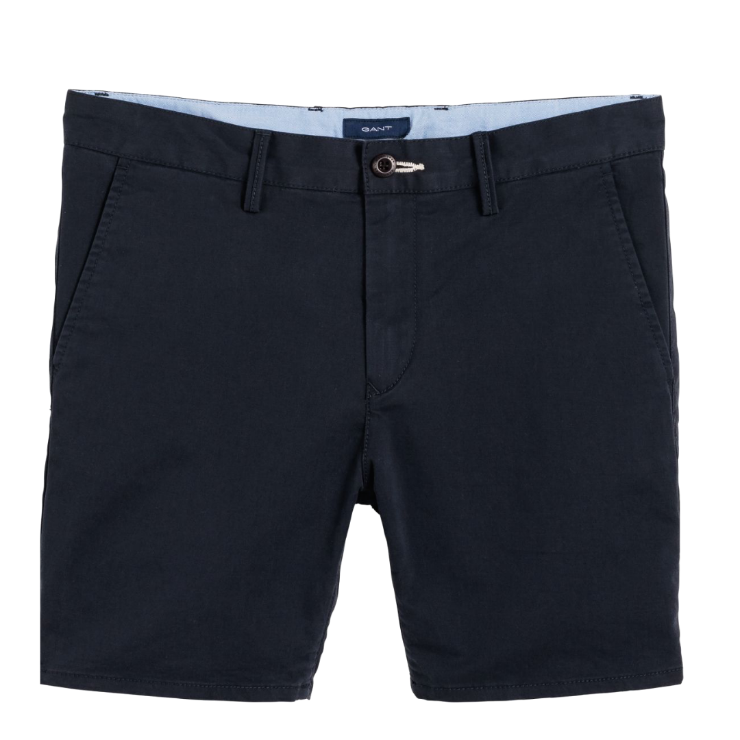 Chino Shorts Evening Blue
