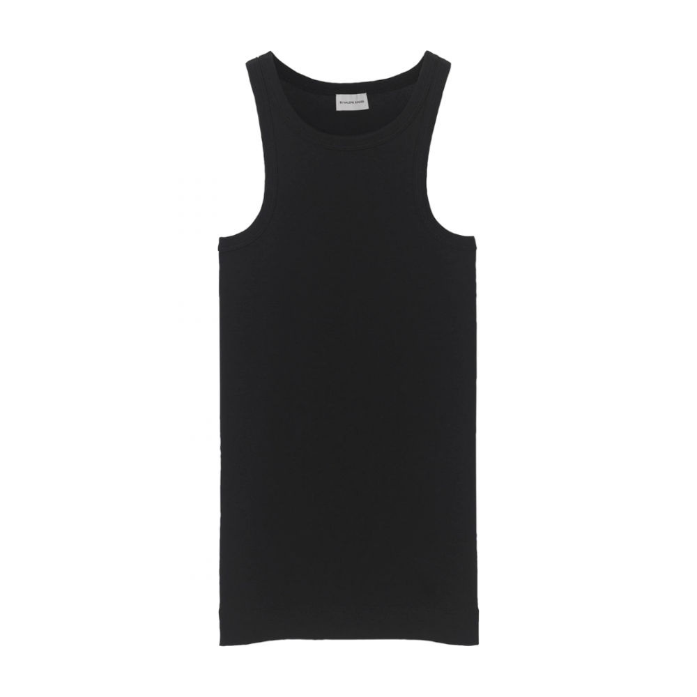 Amiee Tank Top Black By Malene Birger