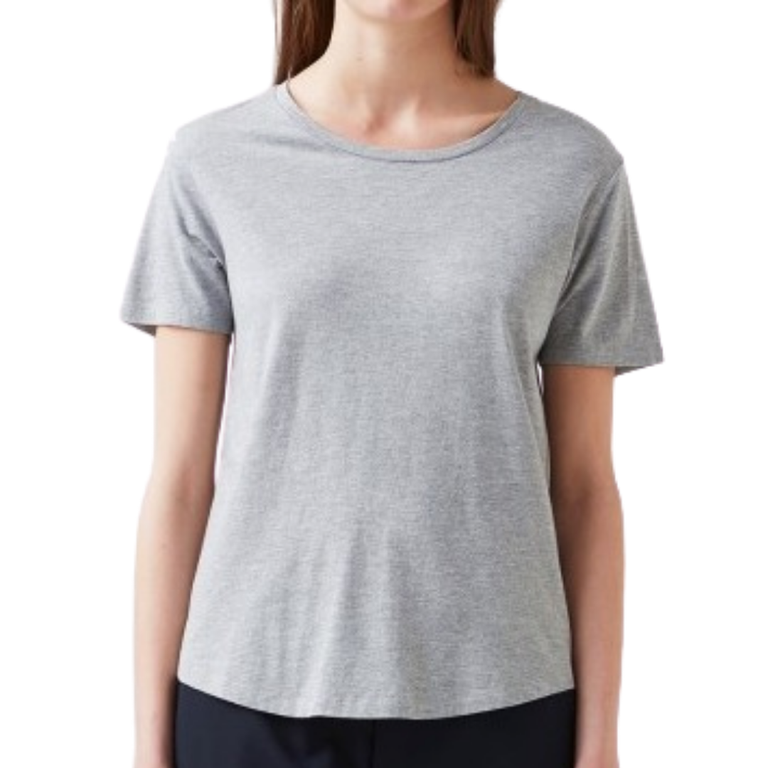 One Tee Grey Melange
