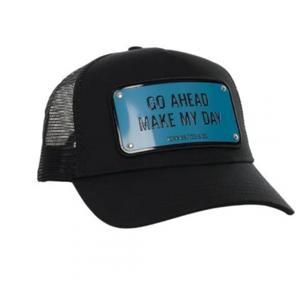 Go Ahead Make My Day Cap