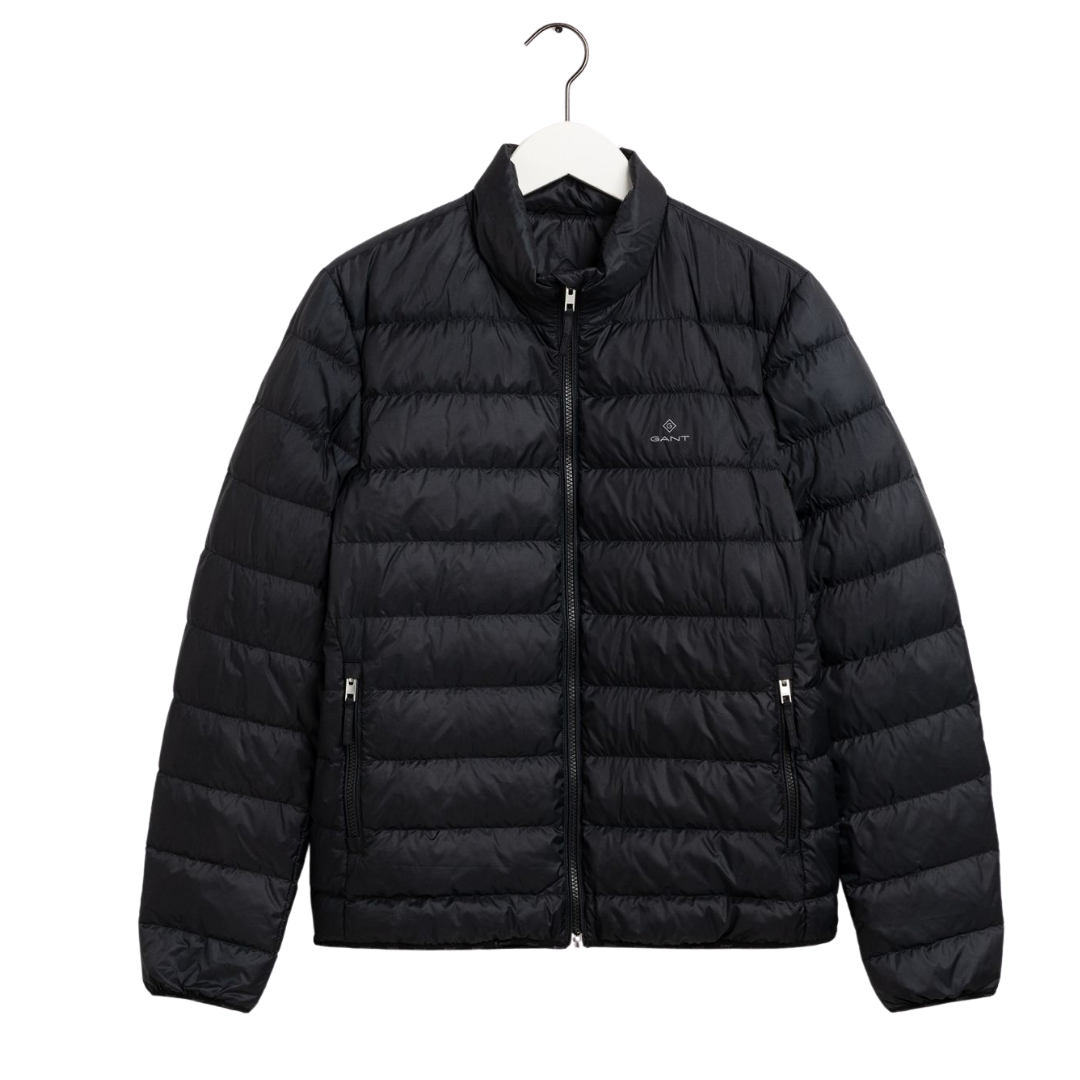 The Light Down Jacket Black