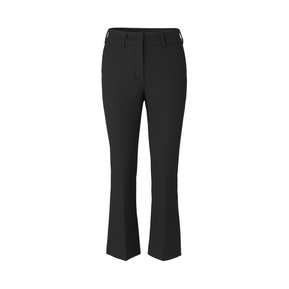 Clara Crop Pants Black Glow