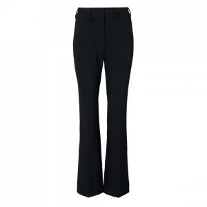 Clara Long Pants Black Glow