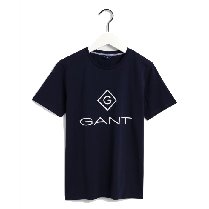Gant Lock Up T-Shirt Navy