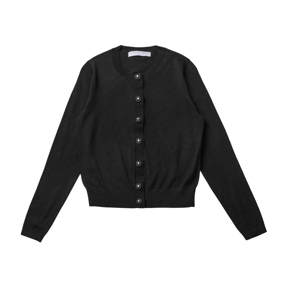 Petit Cardigan Black