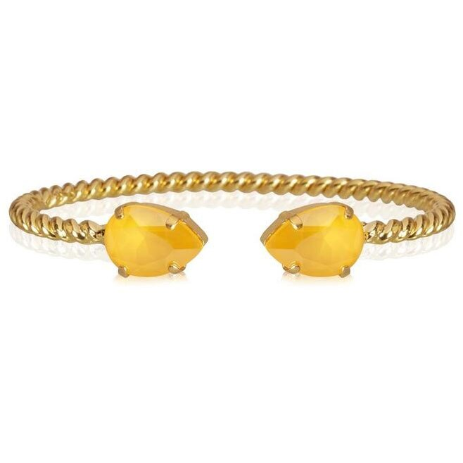 Mini Drop Bracelet Gold Buttercup