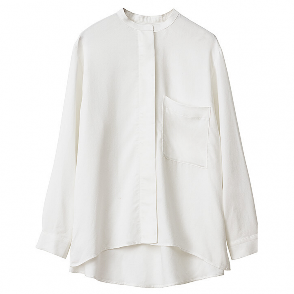 Airy Shirt White