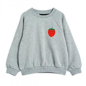 Strawberry Emb Sweatshirt