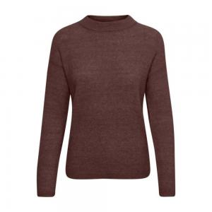 Papina Oneck Pullover Coffee Brown
