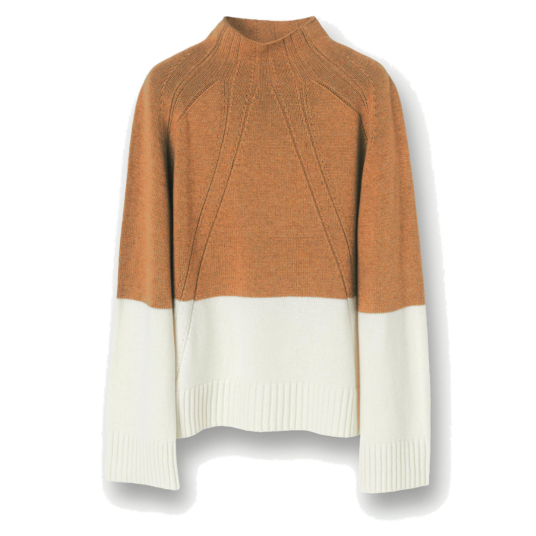 Begonia Sweater Tannin By Malene Birger