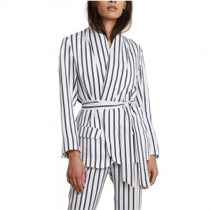 Barbara Slip In Blazer Stripe