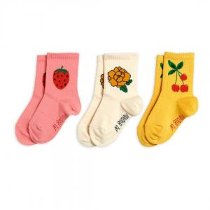 Cherry and Co 3 Pack Socks