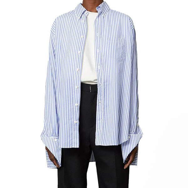 Brave Shirt Blue Stripe