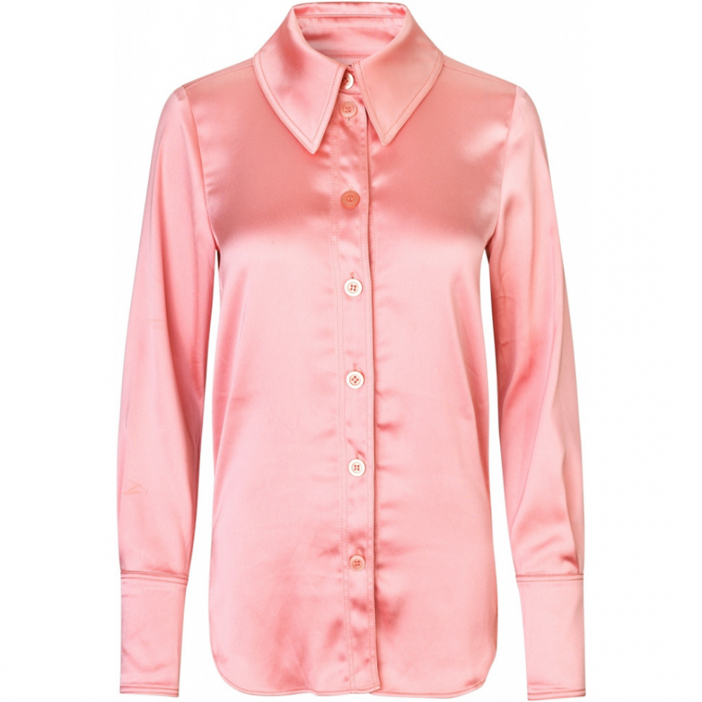 James Shirt Sheen Candy Pink