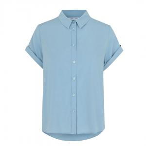Majan Shirt Dusty Blue