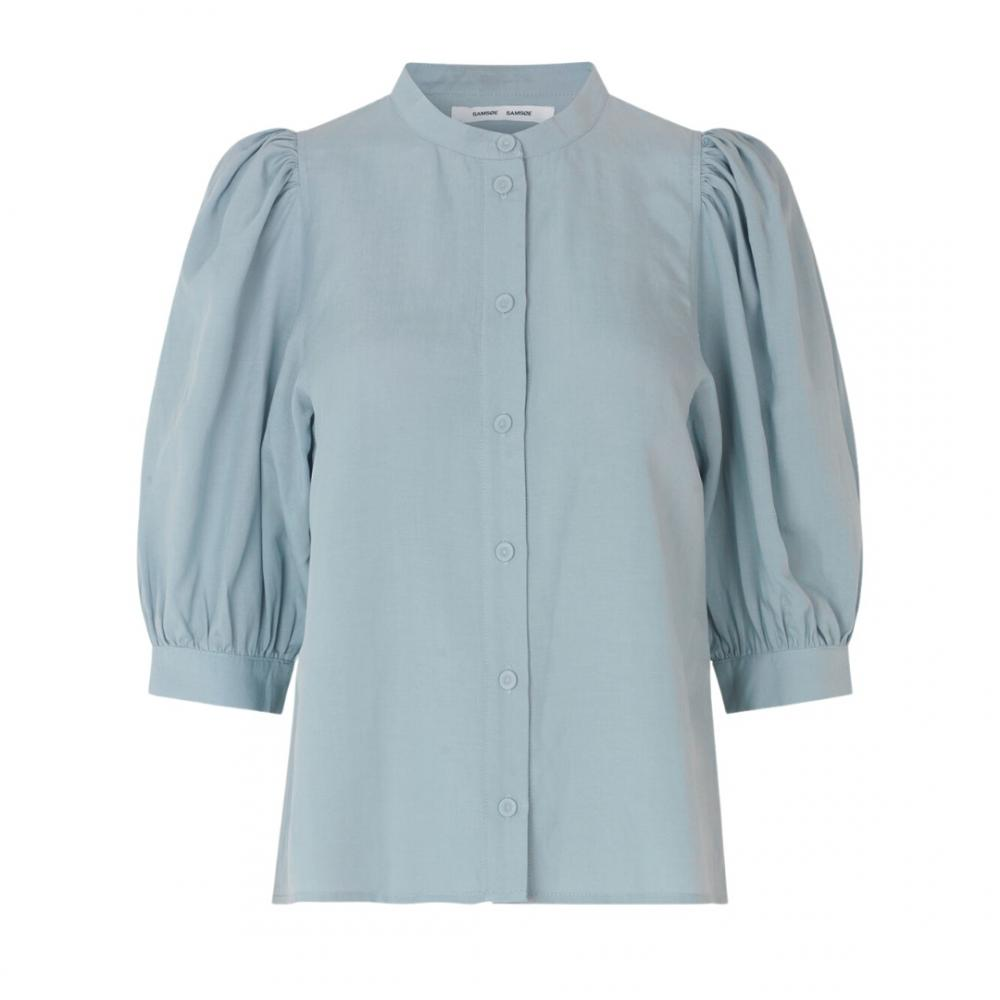 Mejse Shirt Dusty Blue