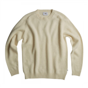 Nathan 6212 Crew Neck Cream