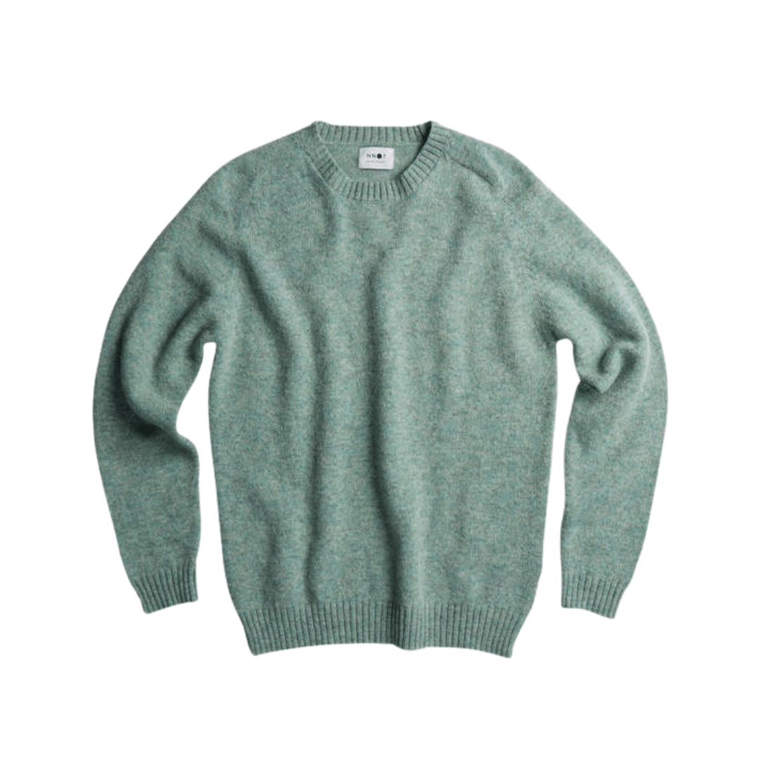 Nathan 6212 Crew Neck Mint Green
