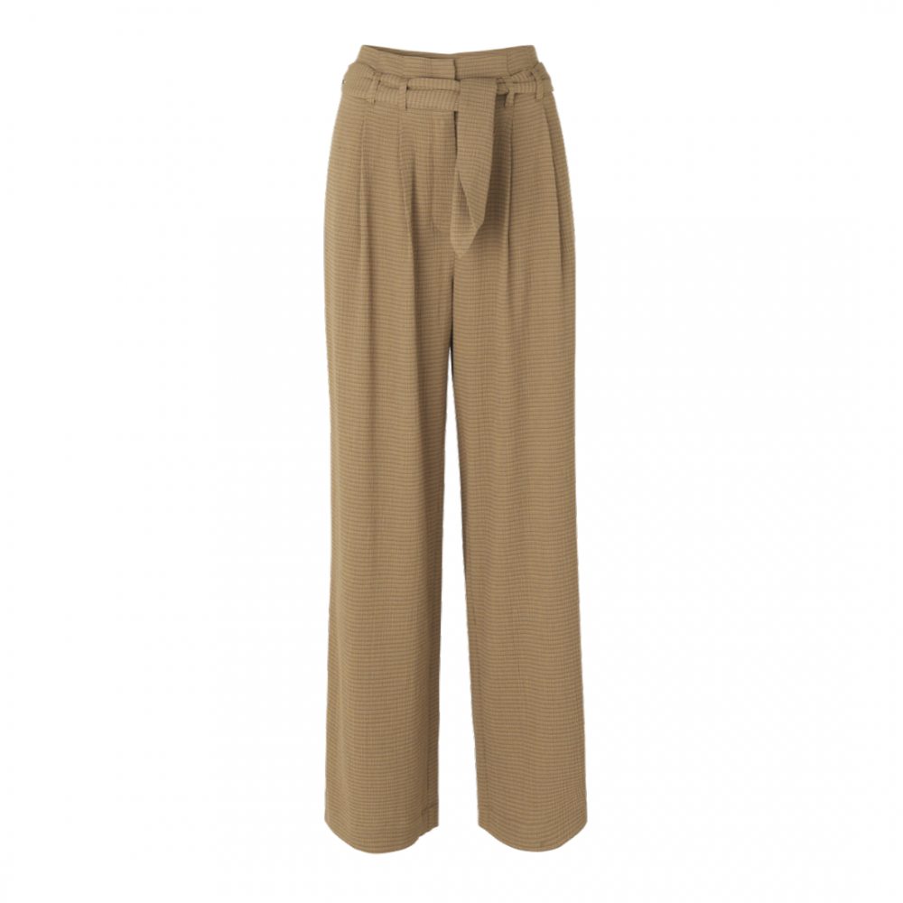 Nellie Trousers Dijon 11238