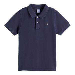 Short Sleeve Polo Navy
