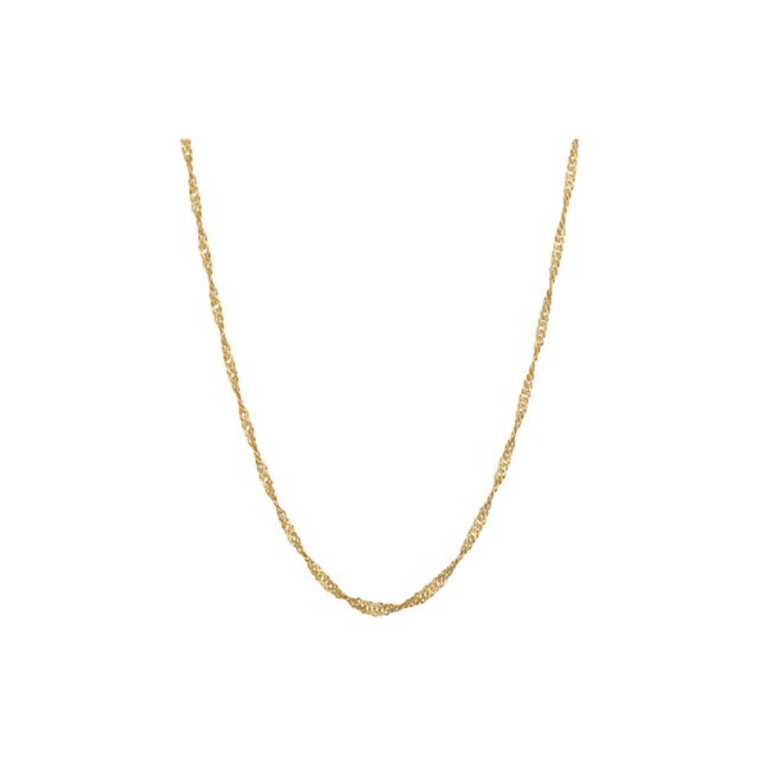 Singapore Necklace Long