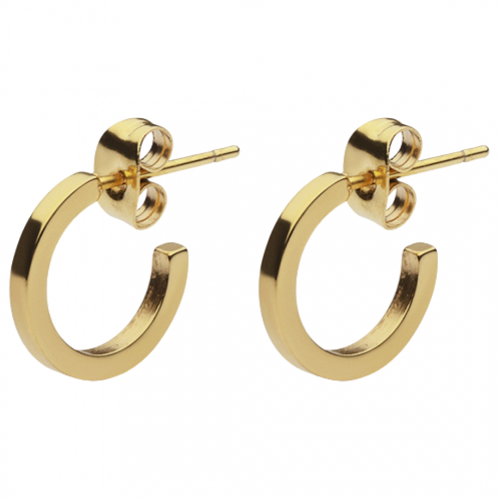 SB Earring Gold Plated