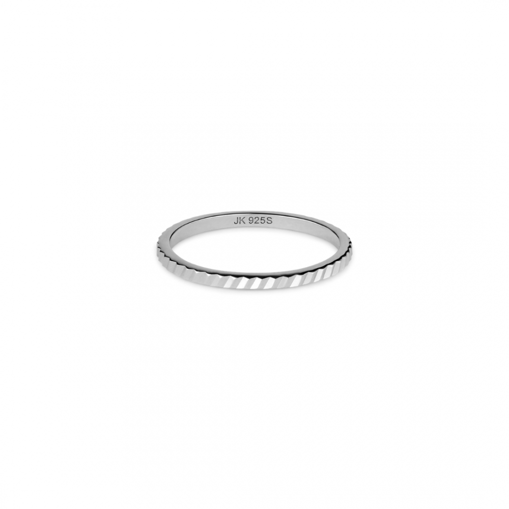 Small Reflection Ring Sterlng Silver