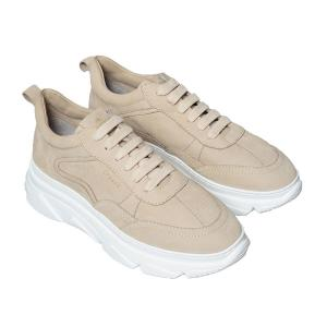 Sporty Sneaker Nabuc Nature CPH60
