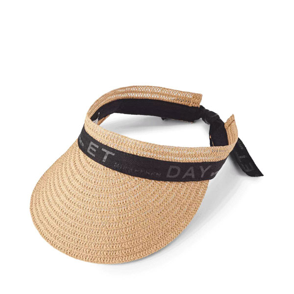 Day Straw Visor