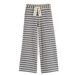 Sweatpant Metallic Stripe