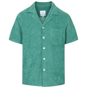 Terry Bowling Shirt Frosty Spruce