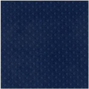 B - Dotted Swiss Deep Blue