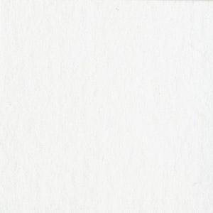 B - Orange Peel,  White