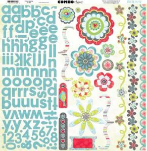 BB  Alora Combo Stickers