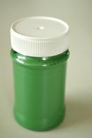 CC - Acrylfärg metalic grön