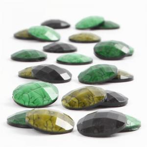 CC - Cabochons grön harmoni
