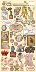 CS - Wonderful Women Stickers