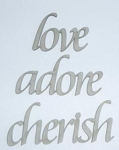 DA - Love Cherish Adore