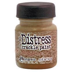 R - Distress Crackle Paint vintage photo