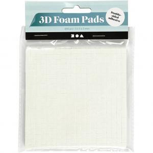 CC - 3D Foam Pads