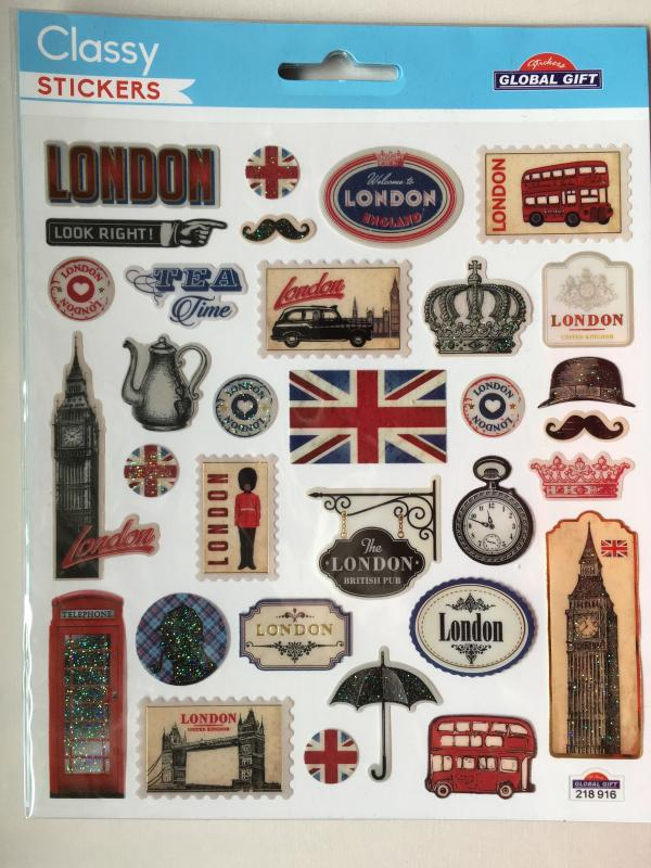 GG - Classy Stickers london