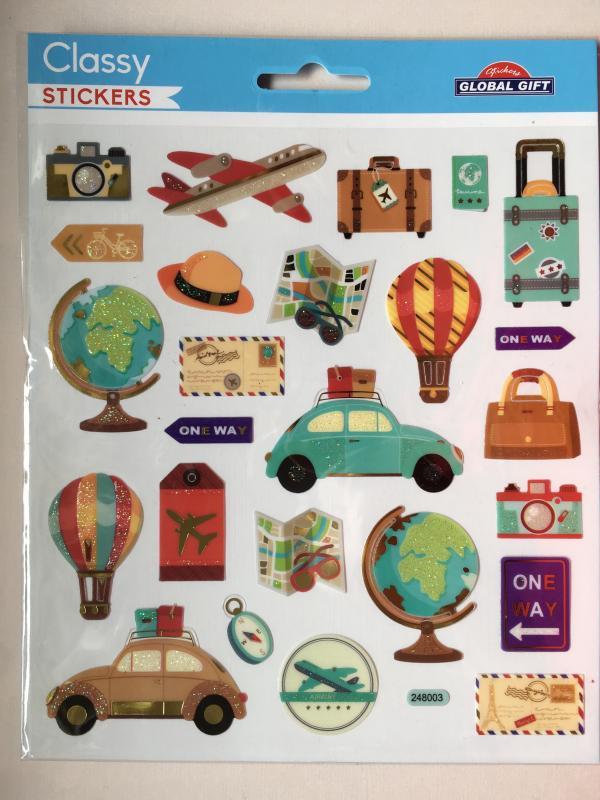 GG -Classy Stickers-resa