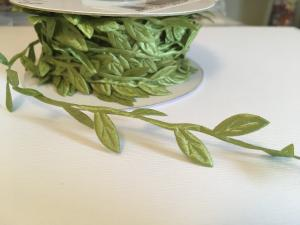 Blad band olive