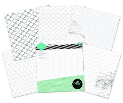 HS -  Color Magic 12x12 Paper Pack
