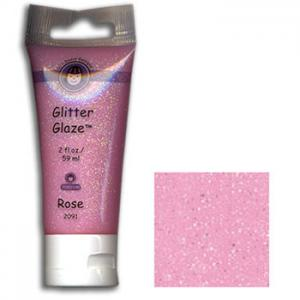 LD - Glitter Glaze rose