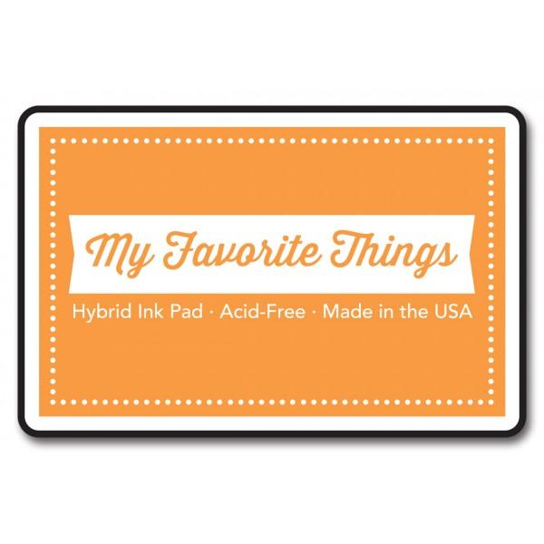 MFT - Hybrid Ink Pad - Orange Fizz