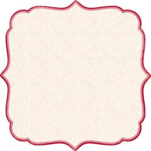 MM - Diecut Artisan Small Floral