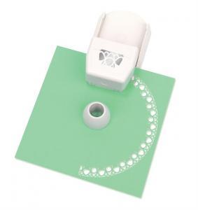 MS - Circle Border Modern Lace Cartridge