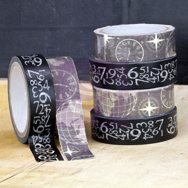 PM - Washi & Fabric tape