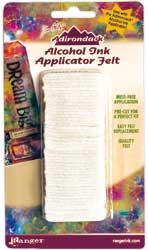 Ran - Adirondack Alcohol Ink Applicator Replacement Felts (50 pack)